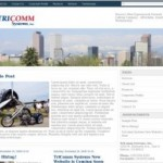 TriComm Systems' New Website is Coming Soon